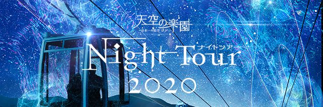 ナイトツアー2020