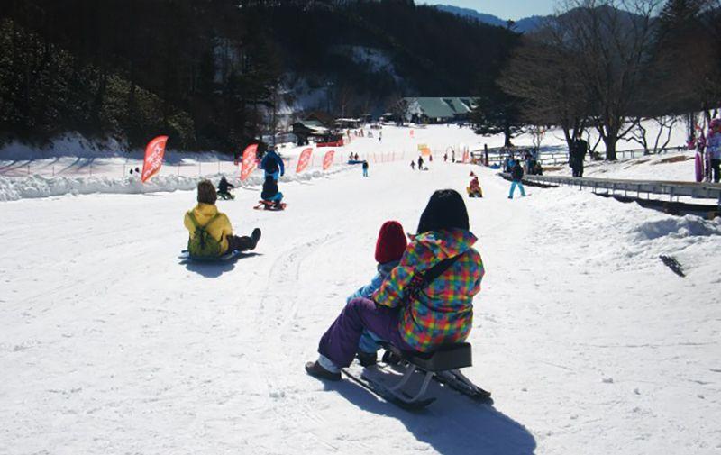 大雪原コース