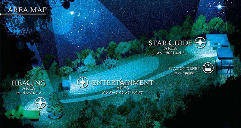 日本一の星空ナイトツアー