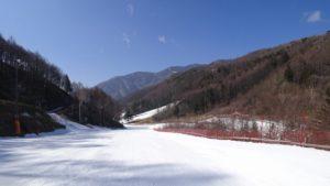 スキー教室スタート!!